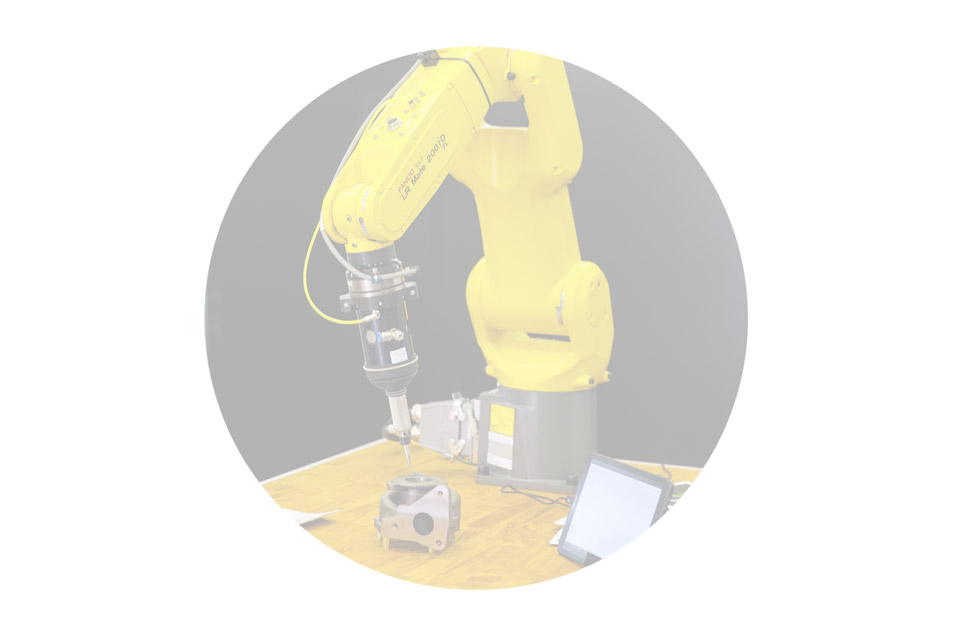 PRIEMYSELNÉ ROBOTY