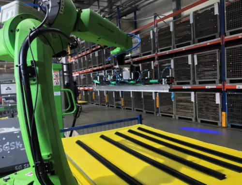 Automatická robotizovaná-Saargummi